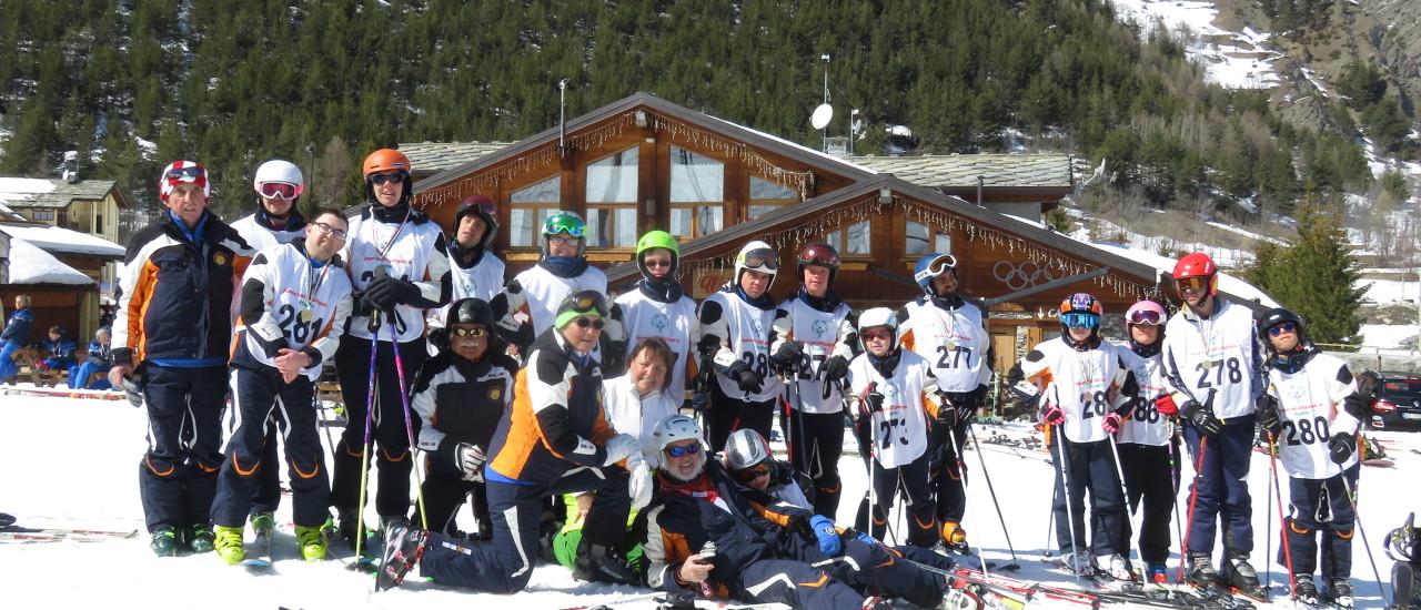Bardonecchia Nazionali sci 2018
